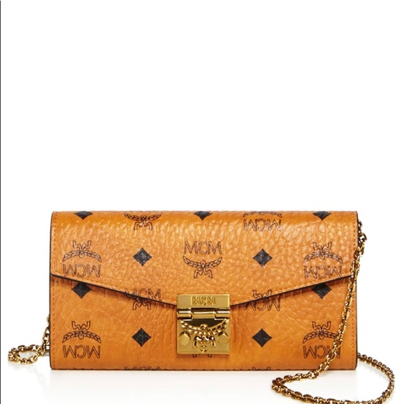 904f91931f MCM Patricia Visetos large Wallet NWT